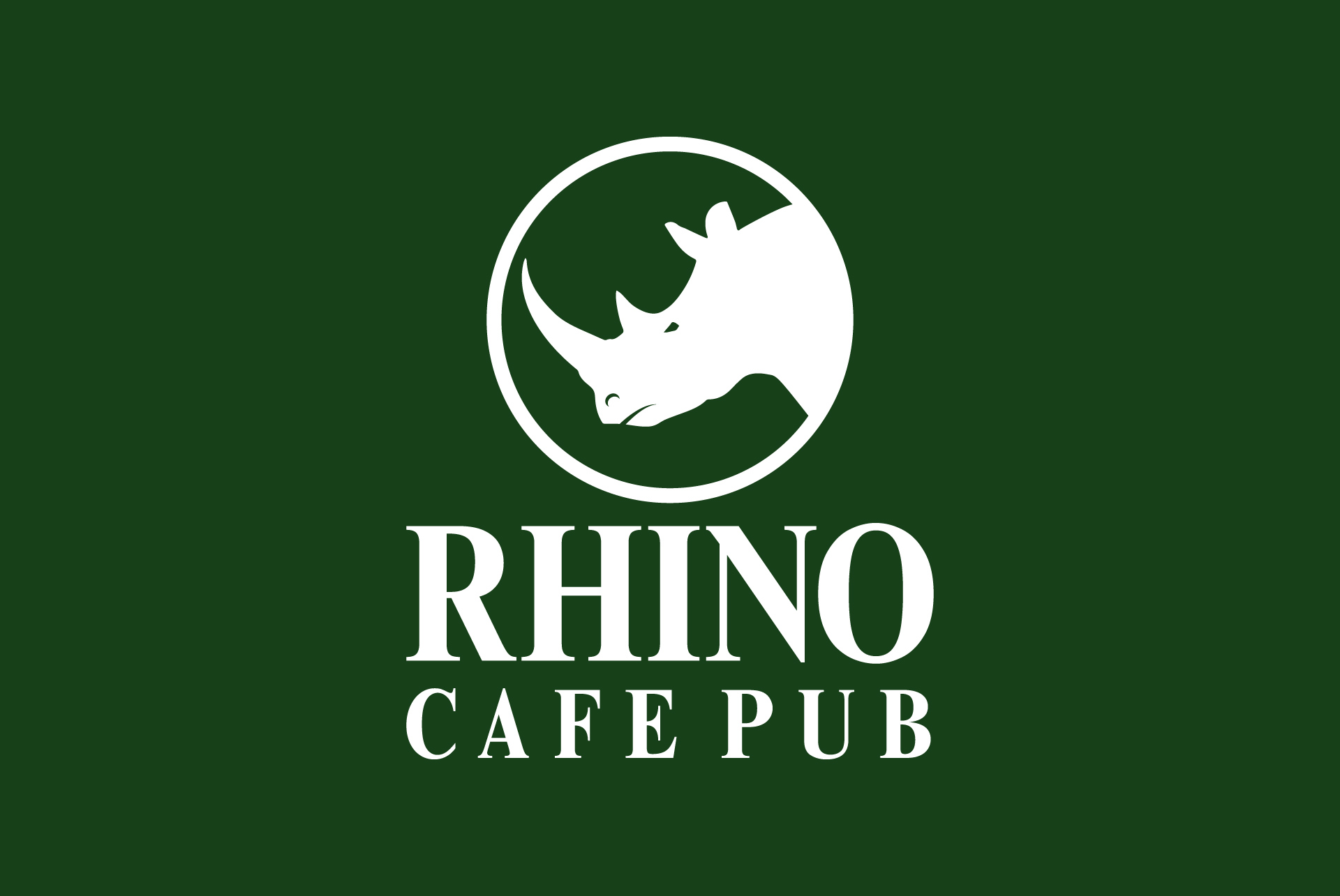Rhino Cafe Pub