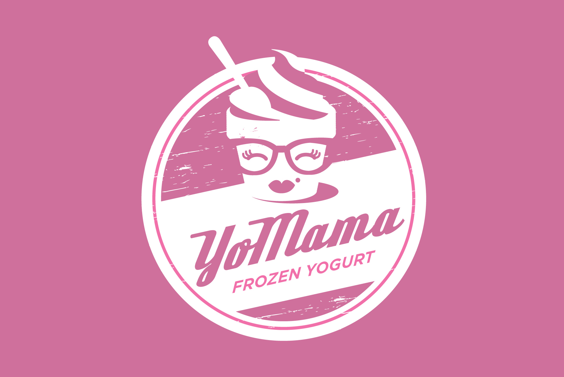 Yo Mama Frozen Yogurt